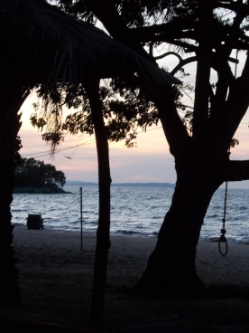 Tunza Beach on Lake Victoria