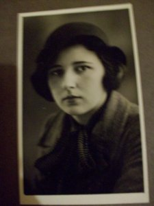 Molly Corbett in the 1930s