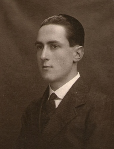 Dr Ian P. W. Skinner, around 1918