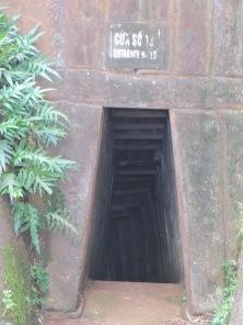 Vietnamese tunnels