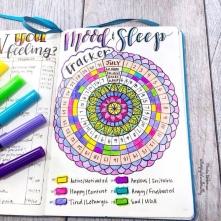 mood and sleep tracker